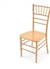 Natual Wood chiavari ballroom Chairs,