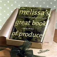 Melissas Great Book of Produce with Gift Box