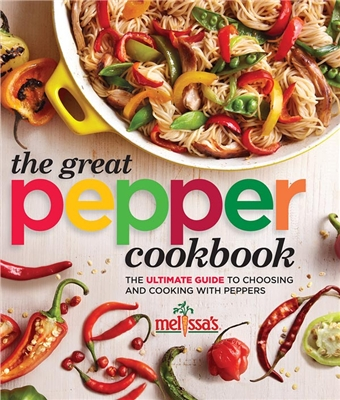 The Great Pepper Cookbook