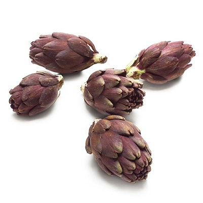 Baby Purple Artichokes