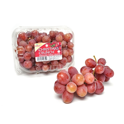 "Christmas Crunchâ""¢ Grapes"