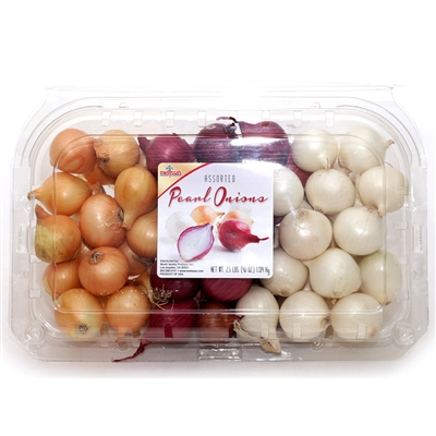 Assorted Pearl Onions
