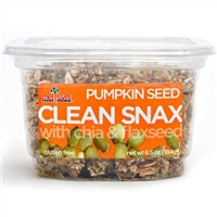 Clean Snax Case Pumpkin