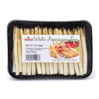 MELISSA'S WEEKLY PRODUCE PICKWHITE ASPARAGUS TIPS