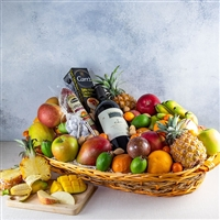 A Dream Come True Wine Gift Basket