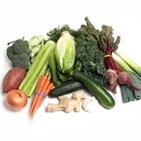 Organic Mixed Vegetable Box Southern California Delivery