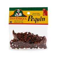 Dried Pequin Chiles