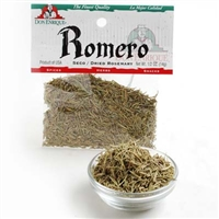 Dried Rosemary Romero Seco