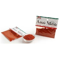 Ground Annato Achiote Molido (Don Enrique Brand)