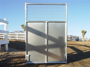 Dog Kennel Fight Guard Panel 6x4