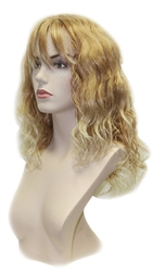 Long Haired Display Wig