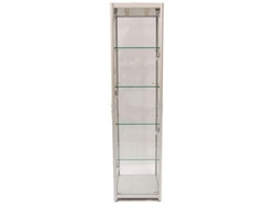 Glass Display Rack with Four Shelves from Zing Display