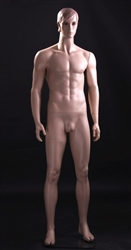 Tan Male Realistic Mannequin