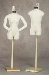 Child Dress Form Mannequins   Child Adjustable Dress Form ...