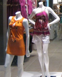 Photo: Female Mannequins | Lisabeth Female Headless Mannequin