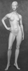 Photo: Thora Female Mannequin - Timeless Collection