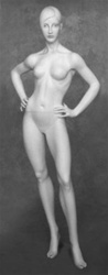 Photo: Teagan Female Mannequin - Timeless Collection