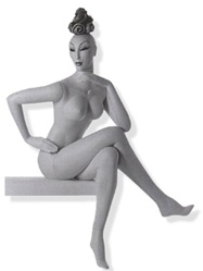 Photo: Gretchen Female Mannequin - Genetix Collection