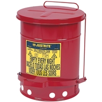 Flammable Waste Can