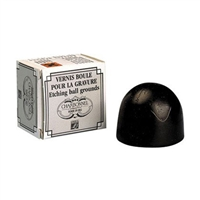 Lamour Hard Black Ball Ground - Charbonnel