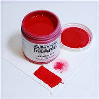 Crimson Red Akua Intaglio IICR