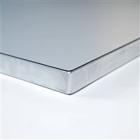 Aluminum Plate Backers