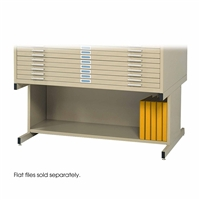 SafCo 5 Drawer Flat File