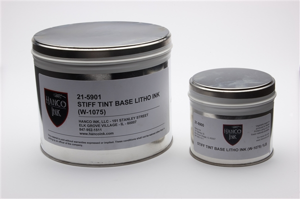 W-1075 Master Palette Tint Base Litho Ink