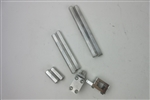 Billet Clamps Kit -