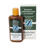 Gerovital Plant Treatment Anti Dandruff Shampoo With Ichtyol