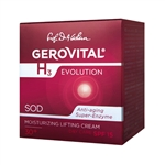 Gerovital H3 Evolution Day Care Moisturizing Lifting Cream SPF15
