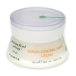 Gerovital Plant Forte Sebum Control Night Cream