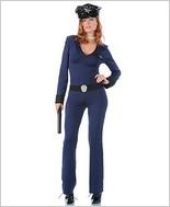 Detective Rosy Sexy Adult Costume STM-10105