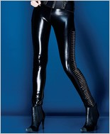 Wet Look Leggings CQ-D9277