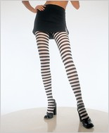 Leg Avenue® Nylon Stripe Tights LA-7100