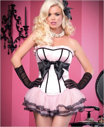 Leg Avenue The Brooke Corset LA-81268