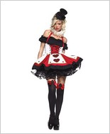 Leg Avenue® Pretty Playing Card Sexy Adult Costume LA-83409