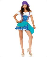 Leg Avenue® Two Piece Gypsy Princess Costume LA-83486