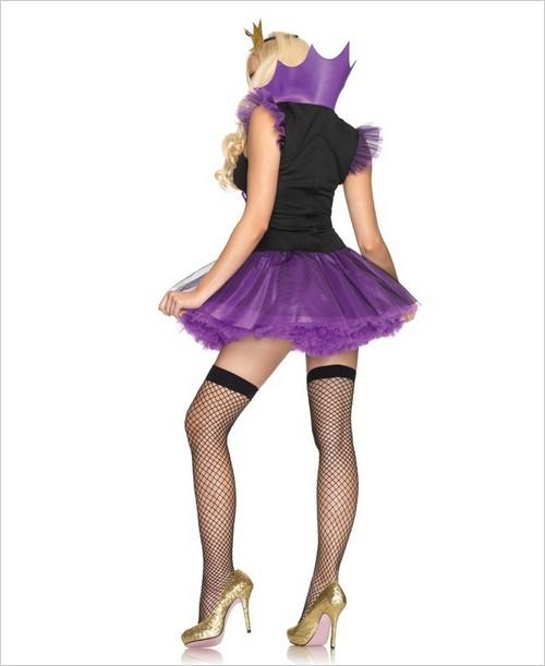 Adult costume queen