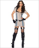 Highway Patrol Honey Costume LA-83854