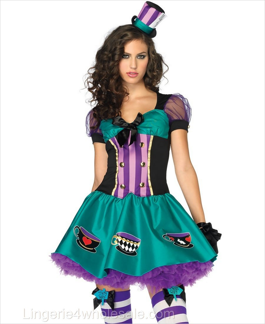 Funky Mad Hatters Tea Party Fancy Dress Ideas Frieze - All Wedding ...