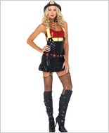 Hot Spot Honey Adult Costume LA-83899