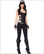 SWAT Sniper Adult Costume LA-83907