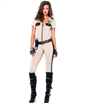Deputy Patdown Women's Halloween Costume LA-85192