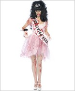Putrid Prom Queen Adult Costume - Plus Size LA-89890X