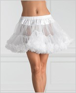 Leg Avenue® Layered Soft Tulle Petticoat LA-8990