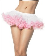 Leg Avenue® Puffy Chiffon Mini Petticoat LA-8993