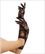 Leg Avenue® Elbow Lenght Stretch Lace Gloves LA-G1850