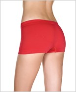 Red Seamless Boy Short ML-120-Red