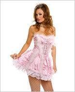Music Legs® Sexy Princess Dress ML-70116
